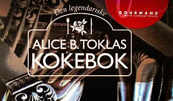 60-årsjubiléum for Alice B. Toklas kokebok