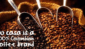 Importerer colombiansk kaffe