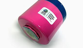 Vant SCA-konkurranse konkurranse med vanntett dispenser