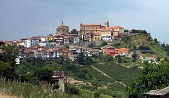 Lanserer vin fra La Morra