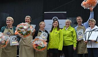 Norske matspesialiteter hedret for smak og kvalitet