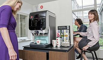 Ny kompakt maskin fra Friele
