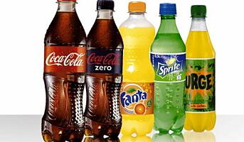 Coca-Cola i Norge satser på planteflasker