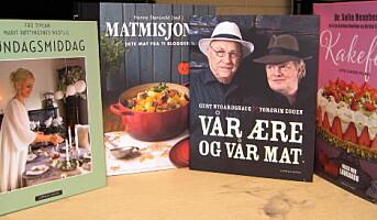 Kokebøker til jul