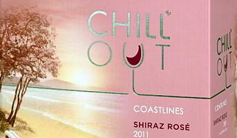 Chill Out Shiraz Rosé i ny årgang