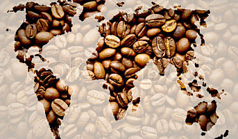 Coffee Of The World i ny drakt