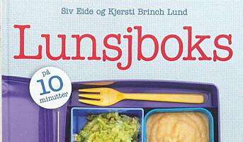 Matpakkebok - uten jåleri