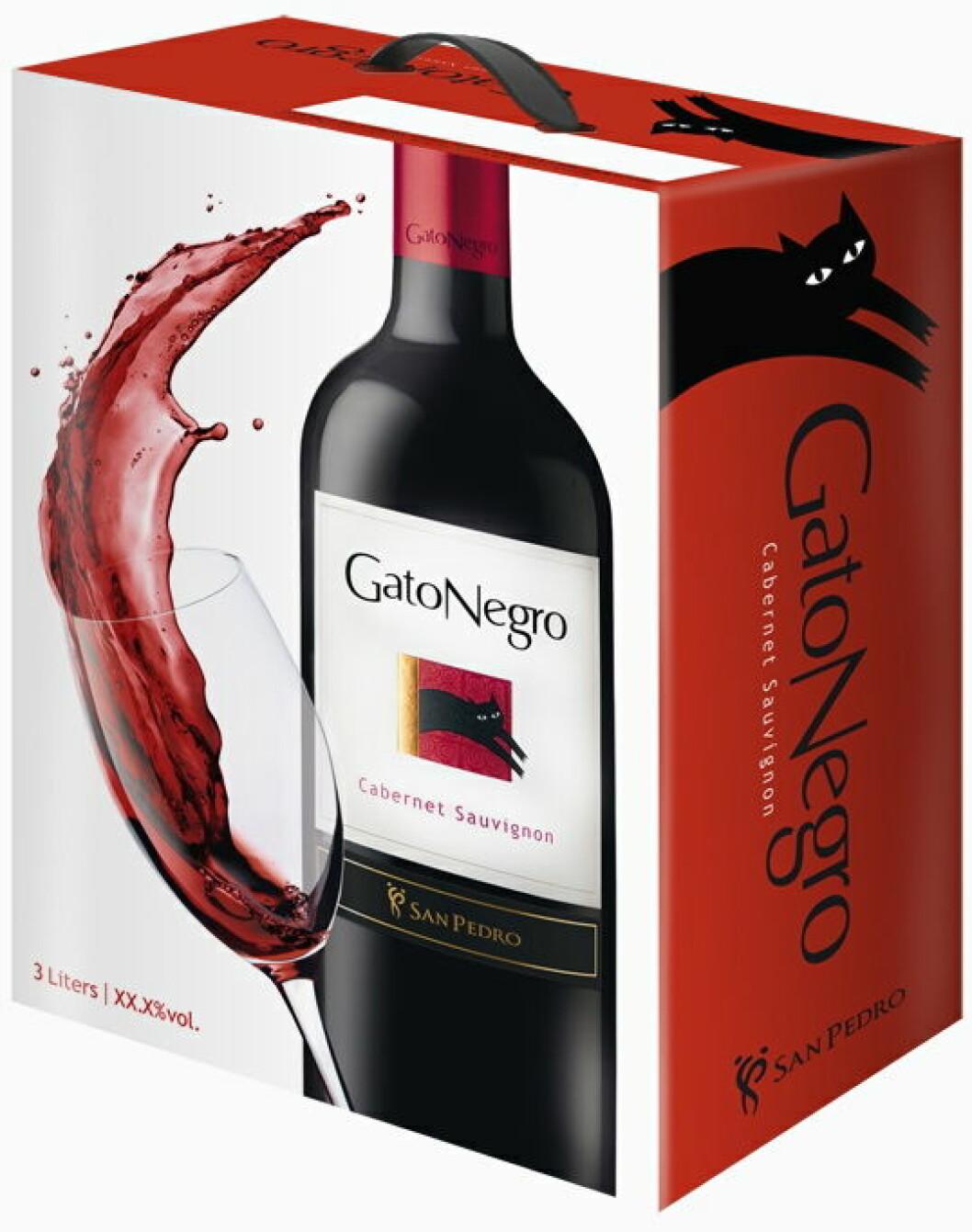 Gato Negro 2008 Ny design