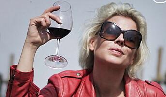 Hærland lanserer vin  og herser med Krekar