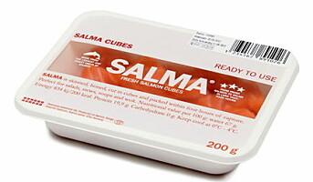 Lanserer Salma-kuber