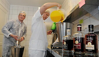 Edle dråper fra Braastad i ny gourmet-is