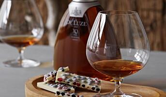 Mat og cognac  en spennende kombinasjon