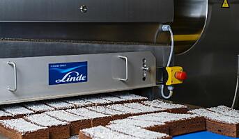 Dan Cake med revolusjonerende fryseteknikk fra AGA