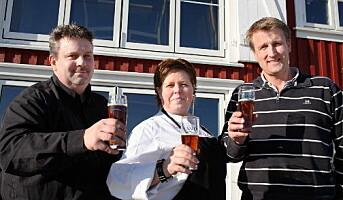 Lanserer nytt Hvaler-øl