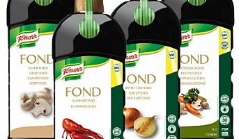 Produktnytt fra Unilever Food Solutions