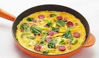 Ferdige omeletter fra Prior