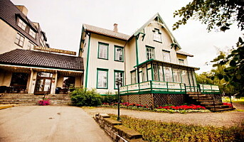 Meyergården Hotel med tettere Rica-bånd