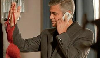 George Clooney i sin sjette Nespresso-film