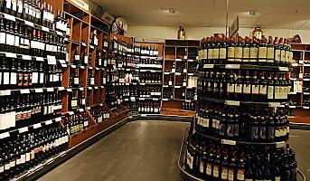 Vinmonopolet åpner 10 nye butikker
