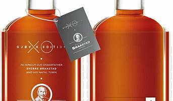 Gjøvik jubilerer med Braastad-cognac