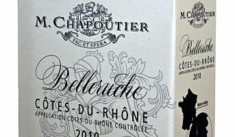 Maison M. Chapoutier med sin første boks