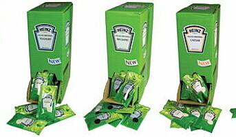 Nye porsjonsdressinger fra Heinz