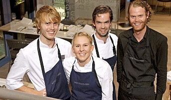 Nå åpner Skeies restaurant \