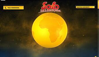Nå skal Solo ut til hele verden