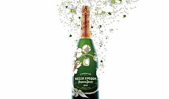 Velger Perrier-Jouët champagne bryllupet