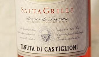 Saltagrilli Rosato 2010