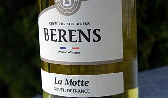 2010-årgang av Cuvée Christer Berens La Motte