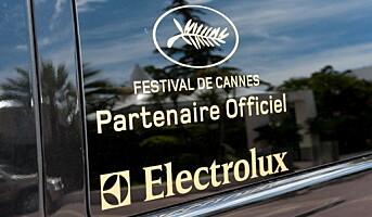 Electrolux offisiell partner for Cannes-festivalen