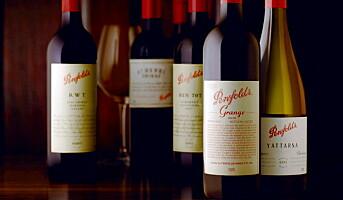 Interaktiv vinsmaking med Penfolds