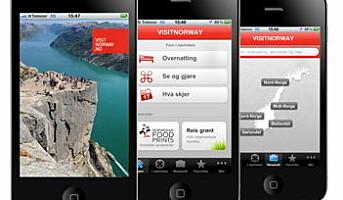 App-tips: Norge rett i lomma