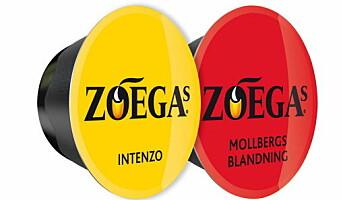 Lanserer Zoégas som kaffekapsler