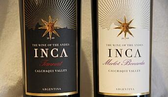 Inca fra Andesfjellene