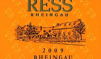 To Riesling-viner fra B & R Wine