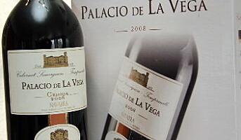 To varianter fra Palacio de la Vega
