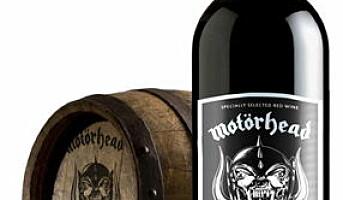 Motörhead lanserer hardrockende druer
