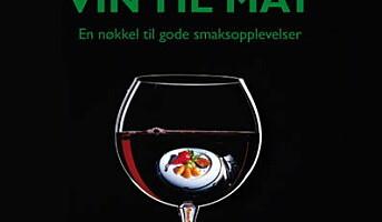 Ny vinbok: Vin til mat
