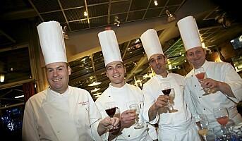 VÅR overbeviste i vinlandet Frankrike