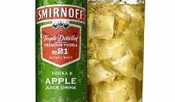 Ferdige drinker i vintersola