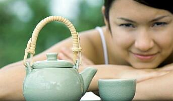 Grønn te kan forebygge demens og kreft