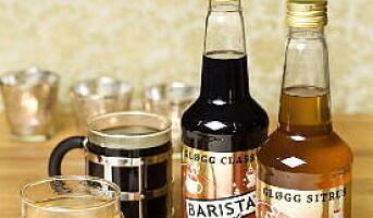 Nye gløggsmaker fra Barista