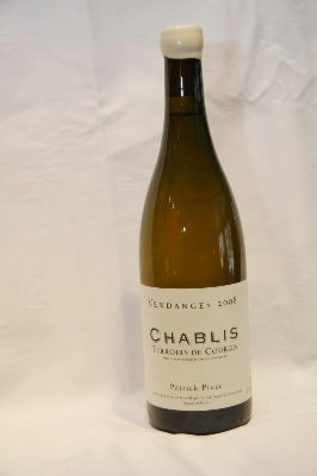Chablis (4) NETT