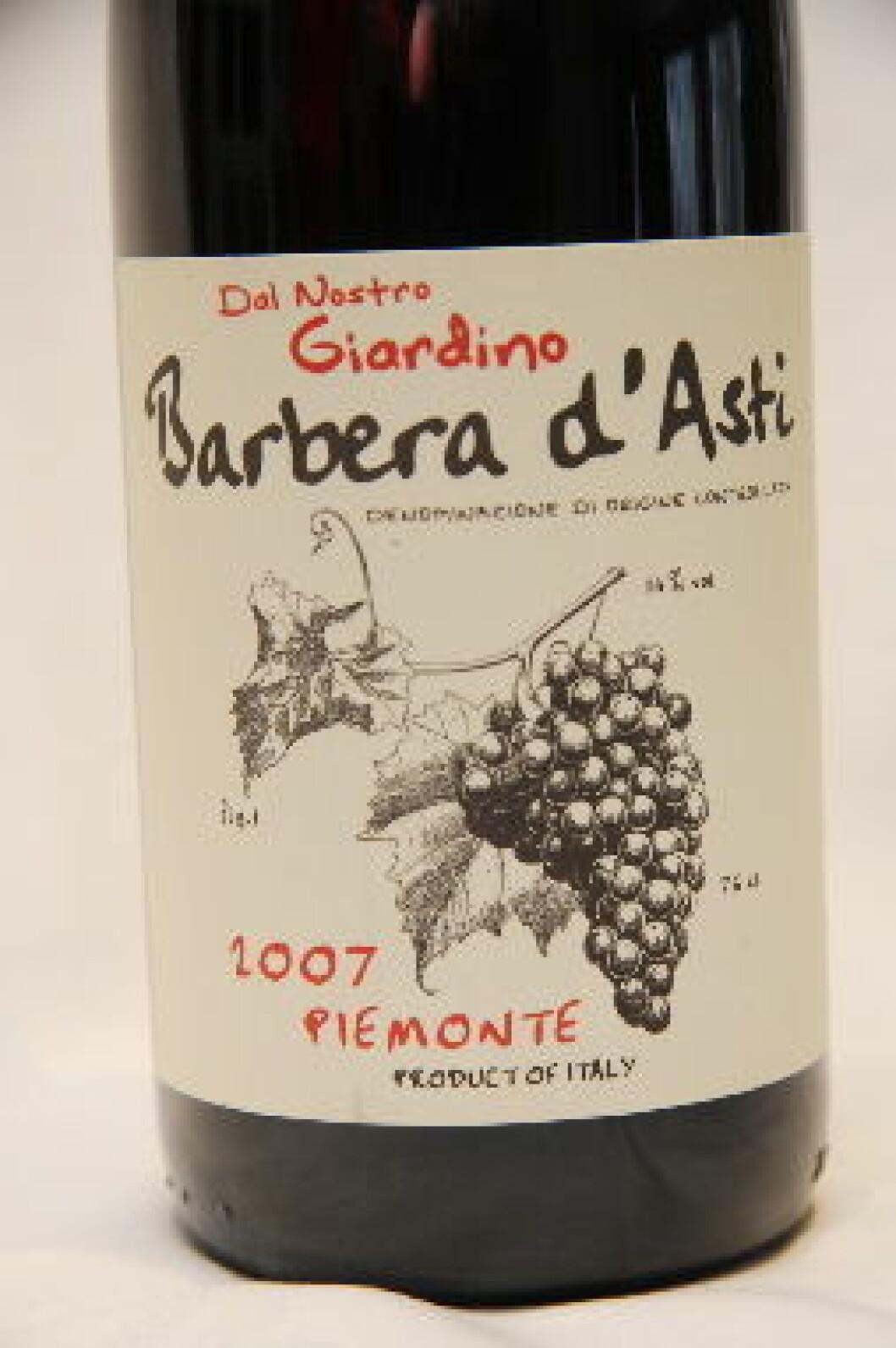 DalNostroBarbera d Asti (1) NETT