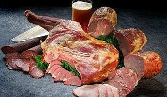 Lovbeskytter badsturøkt kjøtt fra Namdalen
