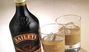 Baileys med hasselnøtt