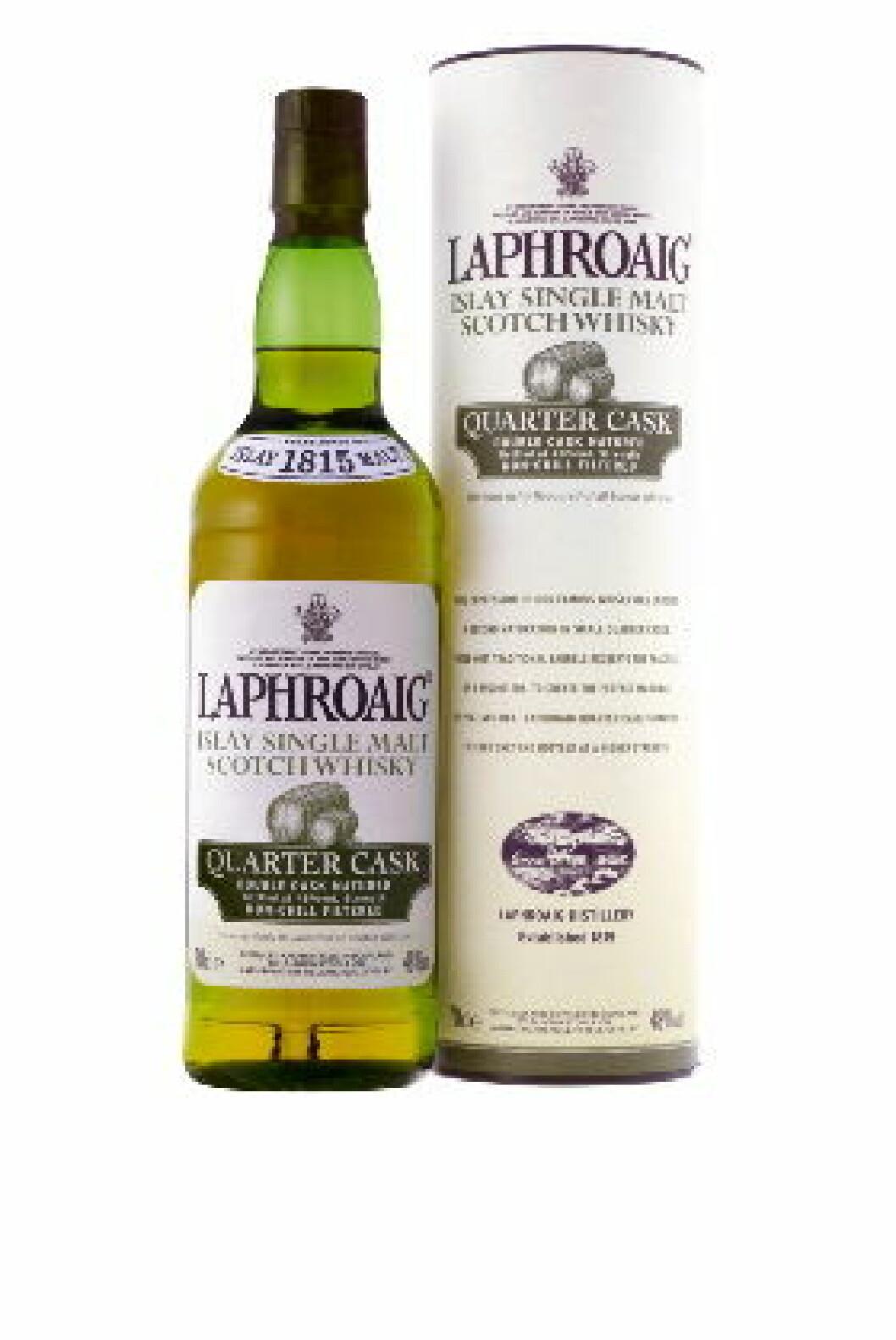 WhiskyLaphroaigQuarterCask