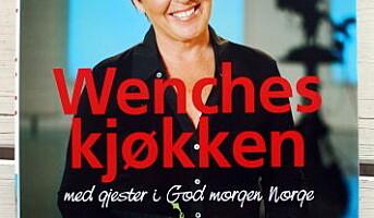 TV-Wenche med ny kokebok